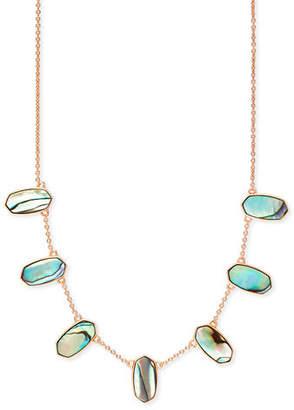 Kendra Scott Meadow Stone Shaker Necklace