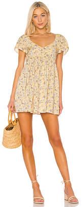 AUGUSTE X REVOLVE Olsen Belle Mini Dress
