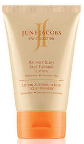 June Jacobs Radiant Glow Self Tanning Lotion, 3 .8oz