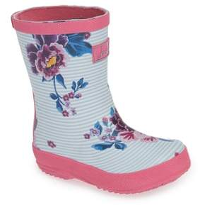 Joules Baby Welly Print Waterproof Boot