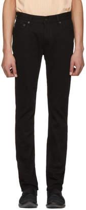Stone Island Black Slim Jeans