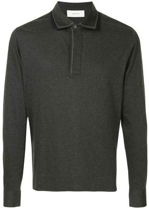 Cerruti long sleeve polo shirt