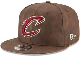 New Era Cleveland Cavaliers Butter So Soft 9FIFTY Snapback Cap