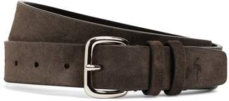 Brooks Brothers Harrys Of London Suede Belt
