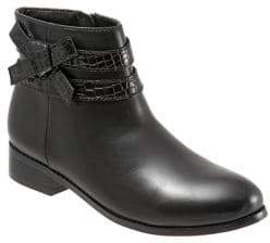 Trotters Luxury Leather Booties
