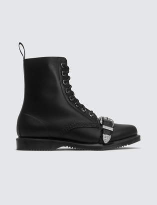Dr. Martens 8 Eye Boots With Bucket