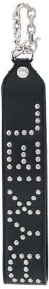 Sonia Rykiel studded luggage tag