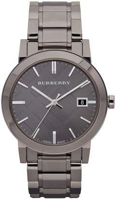 Burberry Men's The City Swiss Quartz Bracelet Watch, 38mm