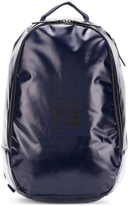 Y-3 logo detail backpack
