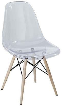 Apt2B Rinaldi Side Chair CLEAR