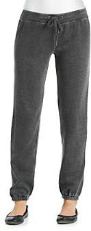 Calvin Klein Distressed Tapered Sweatpant