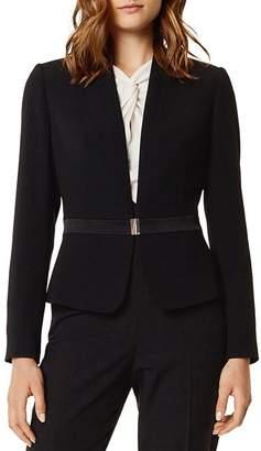 Karen Millen Tailored Peplum Blazer