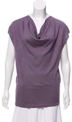 Hermes Cashmere Sleeveless Sweater
