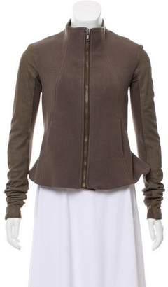 Rick Owens Wool Casual Jacket