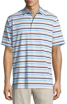 Peter Millar Boylan Striped Polo Shirt
