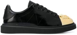 Versace metallic tip Nyx sneakers