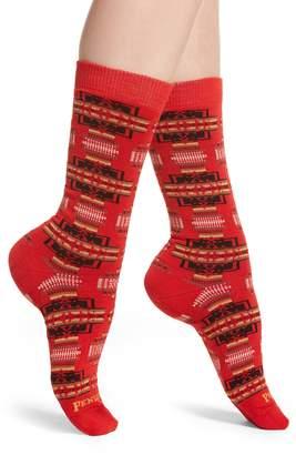 Pendleton Crew Socks