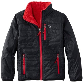 L.L. Bean L.L.Bean Boys' Mountain Bound Reversible Jacket