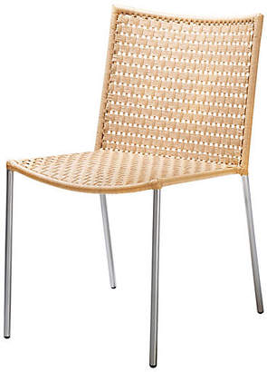 Straw Side Chair - Natural - Cane-line