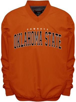 NCAA Men's Franchise Club Oklahoma State Cowboys Members Windbreaker Pullover