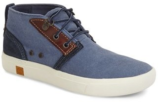 Timberland 'Amherst' Chukka Sneaker (Women) $99.95 thestylecure.com