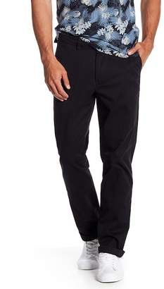 "English Laundry Woven Flat Front Chino Pants - 30-34"" Inseam"
