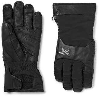 Arc'teryx Sabre Leather And Gore-Tex Gloves