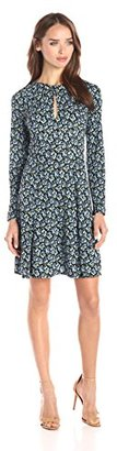 Juicy Couture Black Label Women's Darling Daisies Matte Jersey Dress $149.33 thestylecure.com