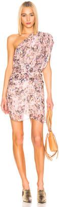IRO Freesia Dress in Lilas | FWRD