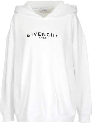 Givenchy Logo Oversized Hoodie