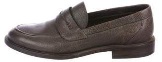 Bottega Veneta Leather Dress Loafers