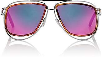Pucci WOMEN'S EP0003 SUNGLASSES - PINK