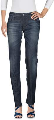 AR+ CAMOUFLAGE AR AND J. Denim pants - Item 42685695NA