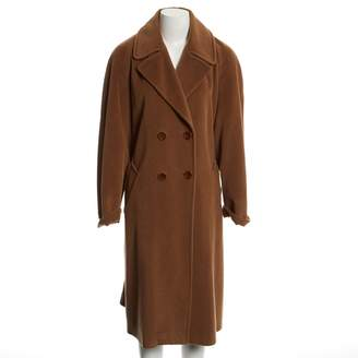Gerard Darel Brown Wool Coats