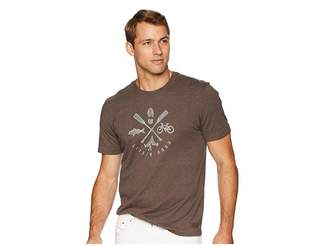 Life is Good Outdoor Action Crusher T-Shirt
