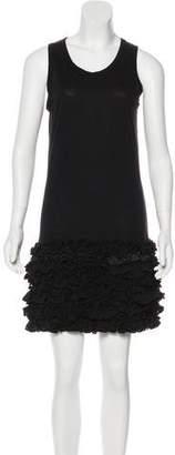 Stella McCartney Sleeveless Ruffled Dress
