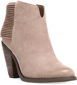 Carlos by Carlos Santana Everett Ankle Booties $79 thestylecure.com