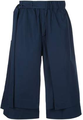Craig Green elasticated waist shorts