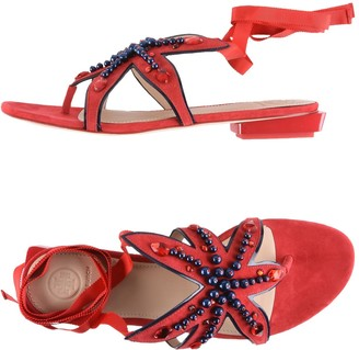 Tory Burch Toe strap sandals - Item 11425442OM