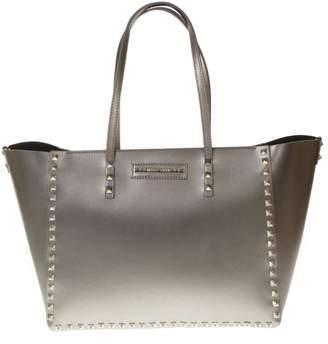 Marc Ellis Chrissy Pearl Dove Leather Bag