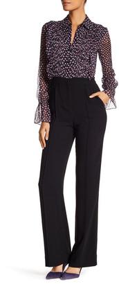 Diane von Furstenberg Ariella Jumpsuit $598 thestylecure.com
