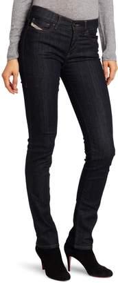 Diesel Women's Straitzee Regular Slim Straight Leg Jean 0881K