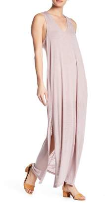 Anama U-Neck Maxi Dress