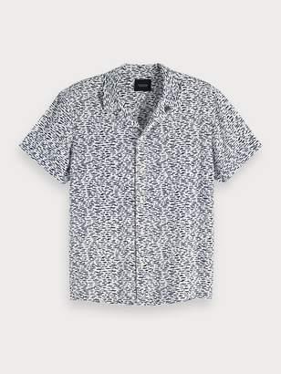 Scotch & Soda Printed Hawaii Shirt