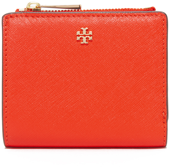 Tory Burch Tory Burch Robinson Mini Wallet