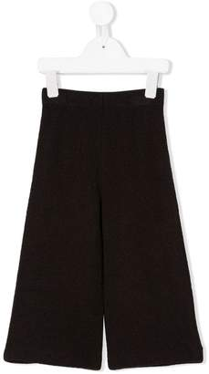 Caffe Caffe' D'orzo Paola pocket palazzo trousers