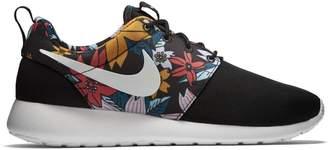 Nike Roshe Run Black Floral Aloha (GS)