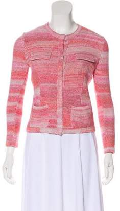 Barneys New York Barney's New York Silk-Blend Cardigan
