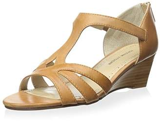 Adrienne Vittadini Women's Corette Wedge Sandal