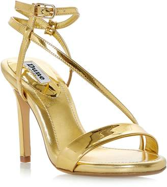 Dune LADIES MISSES - Asymmetric Strap High Heel Sandal